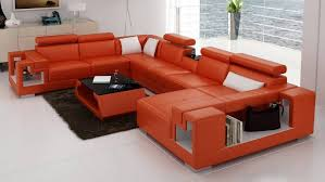 Red Sectional Sofas Sofa Large Leather Sectional Red Sectional Sofa Deep Sectional