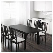 dining tables kitchen dinette sets bjursta chairs ikea bjursta