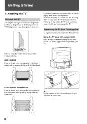 sony kds 60a3000 l replacement instructions sony kds 60a3000 l replacement sony projection lamp xl 860 0