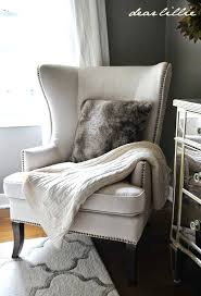 bedroom occasional chairs bedroom accent chairs early fall house tour by dear is the exact