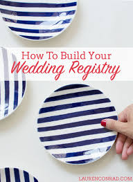 how to wedding registry wedding bells how to build the registry conrad