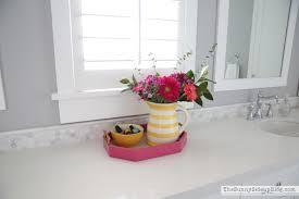 ideas on how to decorate a bathroom girls u0027 bathroom decor the sunny side up blog