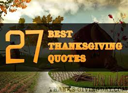 thanksgiving quotes thanksgiving 2017