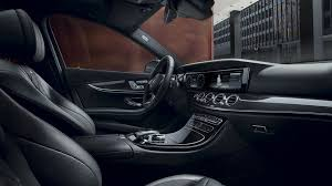 Benz E Class Interior The 2017 Mercedes Benz E Class Is Arriving In Henderson