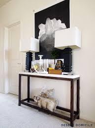 Yukon Console Table Very Narrow Console Table For Narrow Hallway Home Furnishings