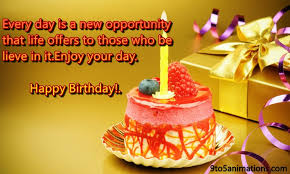 cute happy birthday wishes images free 9to5animations com