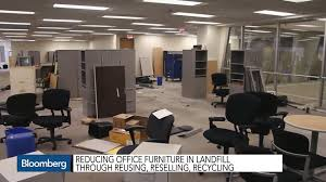Furniture Recycling by Green Standards Saves Office Furniture From Landfills U2013 Bloomberg