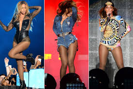 beyonce costumes from on the run tour glamour