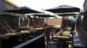rooftop patio rooftop patio at kramer s picture of kramer s bar and grill