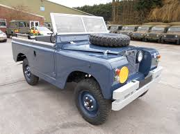 old land rover models vehicles for sale