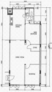 floor plans for clementi avenue 2 hdb details srx property