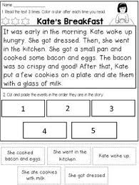 1st grade reading story the 25 best story sequencing ideas on