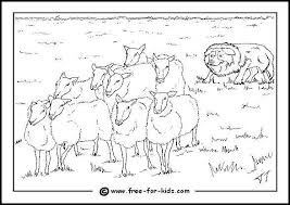 farm colouring pages farm animal pictures