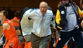 Yelling Meme - at least cuse won the internet information space
