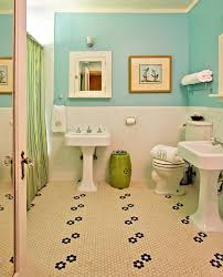 cute bathroom ideas bathroom mediterranean with spanish tile wall