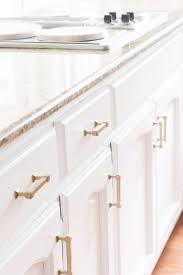 how to degrease kitchen cabinet hardware kitchen makeover with liberty classic square hardware in