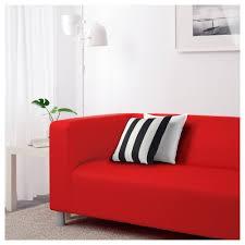 Ikea Sofa Red 2017 Popular Orange Ikea Sofas