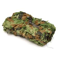 Camouflage Netting Decoration 3mx5m Hunting Camping Jungle Camouflage Net Mesh Woodlands Blinds