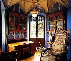 gothic style home interior decorating ideas gothic house