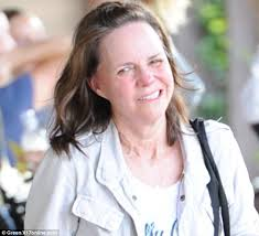sally field hairstyles over 60 sally field 66 looks sweaty and agonised after spinning class