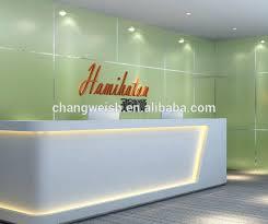 Modern Reception Desk Wholesale Hotel Reception Online Buy Best Hotel Reception From