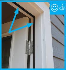 Build Exterior Door Frame Build Exterior Door Handballtunisie Org