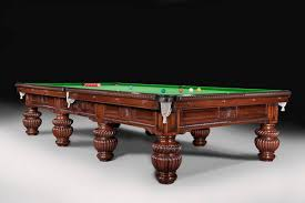 quarter size pool table antique billiard and snooker tables for sale restored tables