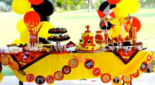 1st birthday party themes for boys the top 10 best blogs on mickey mouse 1st birthday party