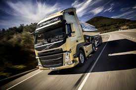 truck volvo 2017 new volvo fm truck gets dynamic steering intelligent i see system