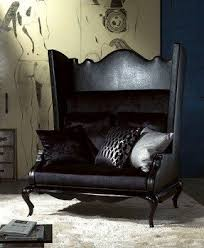 Upright Armchairs Black Leather Armchairs Foter