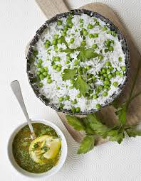 cuisiner des petits pois riz aux petits pois et ras el hanout pour 4 personnes recettes