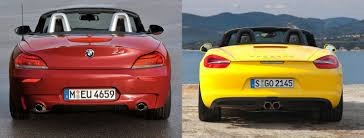 porsche boxster vs 911 2012 bmw z4 sdrive35is vs 2013 porsche boxster s