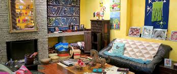 Arts And Crafts Living Room by Quito Shopping Andrew Harper Travel