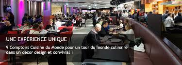 restaurant cuisine du monde restaurants du monde autogrill food court carrousel du louvre