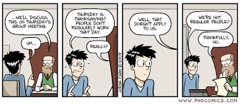 phd comics thanksgiving