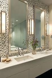 framed bathroom mirrors brushed nickel framed bathroom mirrors full framed bathroom mirrors brushed