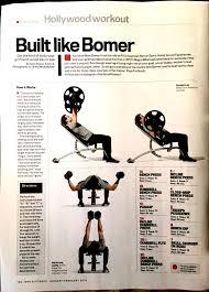 men u0027s fitness january february 2016 issue chris ryan
