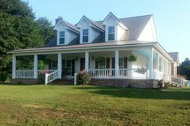 wrap around porch home plans low country house plans houseplans com