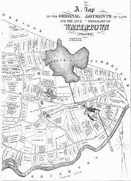 Massachusetts Town Map by The Ancestors U0026 Descendants Of Simon Hoyt E Through The Timothy