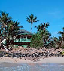 Beach House Rentals Maui - coconut cove beachfront on the north shore fabulous
