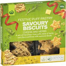 woolworths puff pastry selection savoury 150g woolworths