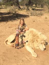 Texas Tech Memes - lion kill kendall jones hunting photo controversy know your meme