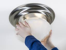 ceiling dome light cover removal how to install a new light fixture home design ideas and inspiration