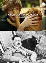 When Boys Meme - when boys love animals just little things know your meme