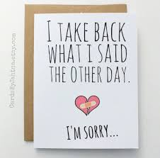 sorry cards apology greeting cards apology greeting cards free sorry cards