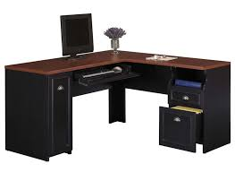 Bush Home Office Furniture Bush Corner Desk And Functional At Same Time Home