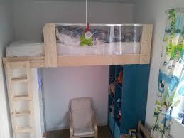 Diy Mixing Desk by Fresh Loft Bed Desk Diy 6156