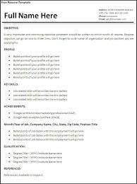 resume template with no work experience resume with no experience template 7 resume exles no