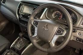 mitsubishi triton 2012 interior mitsubishi triton 2 4di d double cab 4x4 auto 2017 review cars