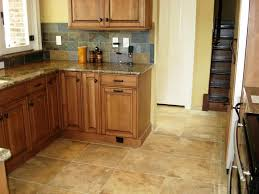 kitchen floor tiling ideas kitchen floor tile ideas with cabinets spokan kitchen and